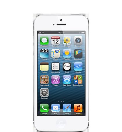 reparation iphone5