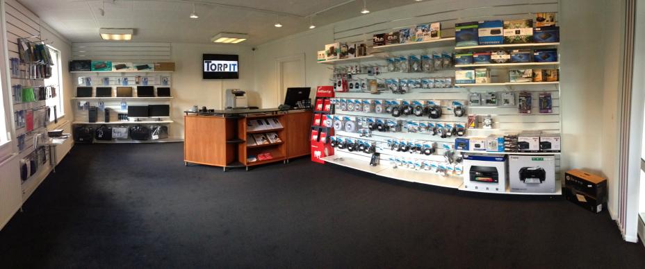 Butikken i Ringsted