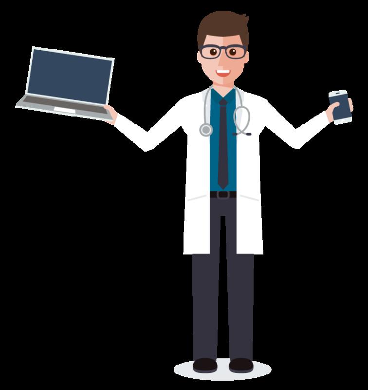 dr.-torp-med-computer-og-iPhone