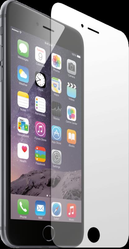 skærmbeskyttelse på iPhone 6